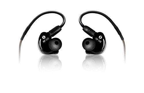 (Mackie In- Ear Headphones & Monitors, Dual Hybrid Driver (MP-240))