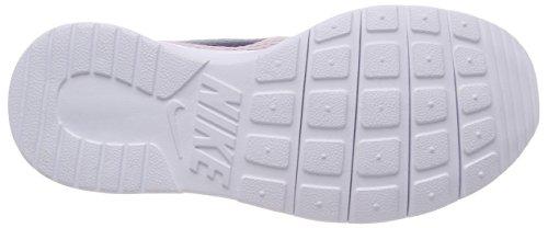 Nike Girl's Tanjun Shoe Barely Rose/Navy/White Size 3.5 M US by Nike (Image #3)