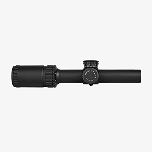 (Trinity Force Legacy 1-6x24 Scope, Black, P4 Sniper Reticle, SD3S1624B)