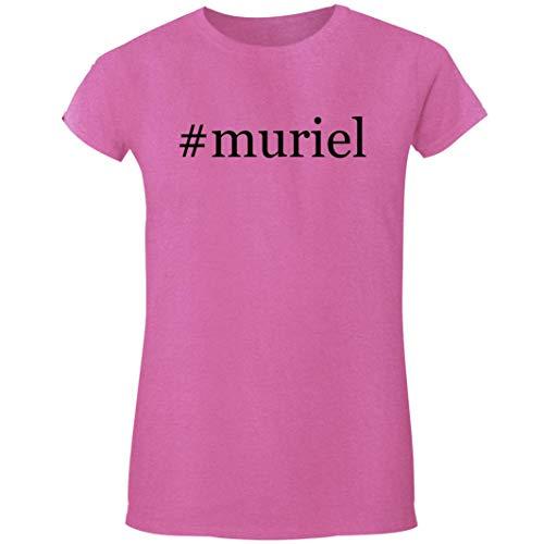 #muriel - Soft Hashtag Women's T-Shirt, Pink, Small