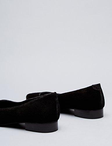 Tacco Con black Donna Nero Find Ballerine SBwnA7A4q