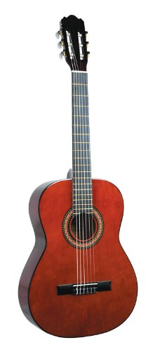 Lucida LK-2-1/4 Student Model Classical Guitar, 1/4 Size by Lucida