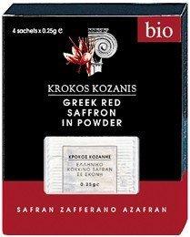 Krokos Kozanis - Greek Red Saffron in Powder by Cooperative de Safran [Foods]