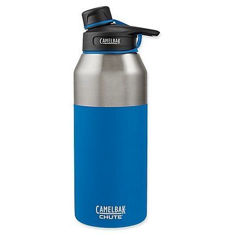 CamelBak Chute 40-Ounce Vacuum Insulated Stainless Water Bottle in Blue by CamelBak®