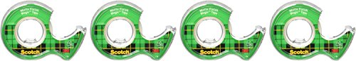 Scotch(R) Magic(TM) Tape In Dispensers, 3/4in. x 300in., Pack Of - Scotch Magic