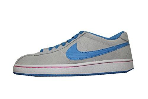 Nike Brutez Plus GS Shoes Woman Gray/Sky/White (38, Gray/Sky/White)