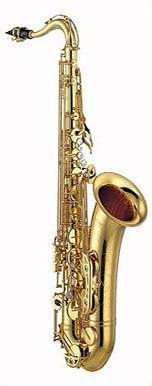 Yamaha YTS-62 TENOR SAX OUTFIT (Sixties Outfit)