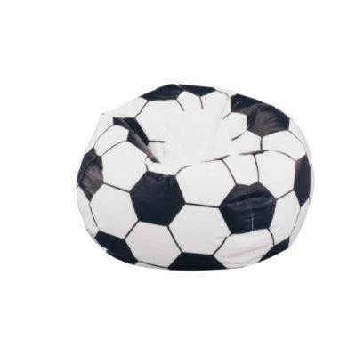 Soccer Ball Sports Bean Bag Chair Cover by Bean Bag Factory