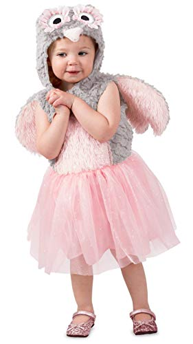 Holly The Owl Costume (Princess Paradise Odette the Owl Child's Costume,)