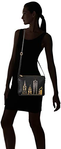 Betsey Bets Johnson The Black Crossbody in City OOrwq
