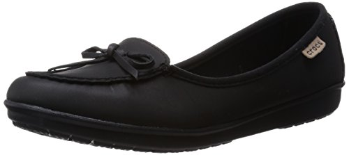 Marina Balletto tumbleweed Scarpe Piana Avvolgono Black Black Crocs Nero Colorlite 7qw6BX