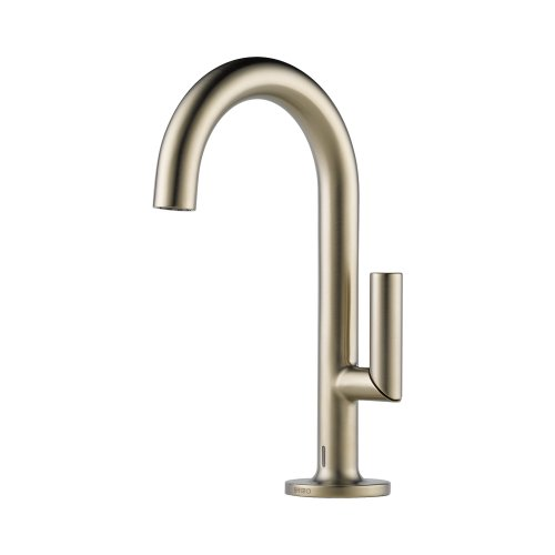 Brizo 65675LF-BN Odin Single Handle Bathroom Faucet (Low Lead Compliant), Brushed Nickel