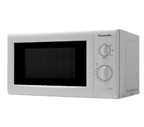 Panasonic NN-E209WMEPG - Microondas (700W, 19 litros), color Blanco