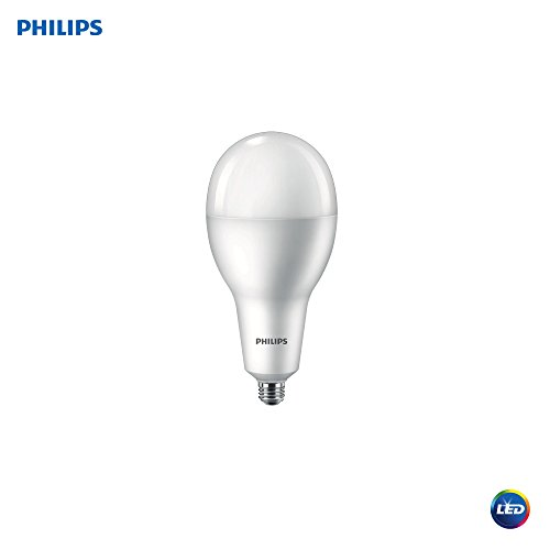 (Philips LED 479303 LED Non-Dimmable A40 Super Bright Light Bulb 5000-Lumen, 6500-Kelvin, 42-Watt (300-Watt Equivalent), E26 Base Day)