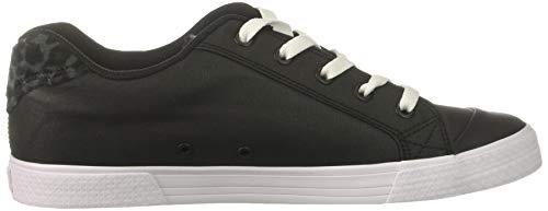 Chelsea leopard Se Femme Baskets Shoes Tx Black Mode Dc B5wxRq8t