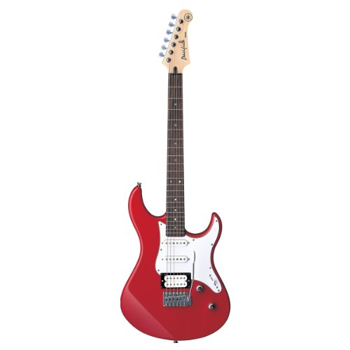 Yamaha Pacifica Series PAC112V RR Electric Guitar; Red Raspberry