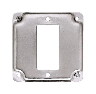 FI Receptacle Cover (Sq Box Cover)