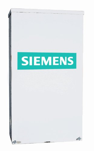 Siemens ST050R12C Pre-Wired, Indoor and Automatic Transfer Switch with 12 Critical Circuits