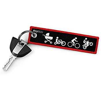 Amazon.com: Moto Loot Keychain for Motorcycles, Scooters ...
