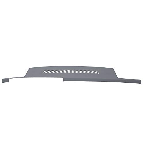 DashSkin Molded Dash Cover Compatible with 88-94 GM Trucks in Dark Grey ()