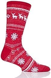Best Shopping Sockshop Mens And Womens Christmas Sleigh Ride Socks Pack Of 1