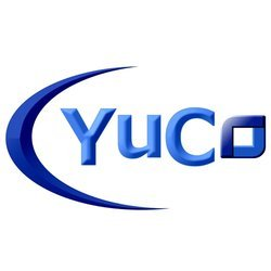 YuCo Enclosure YC-24X24X12-UL Nema 4, IP65 16 Gauge Single Door Hinge Cover Wall-Mount, Standard Indoor / Outdoor, With Back Plate & Mounting Hardware 24'' H x 24'' W x 12'' D by Yuco