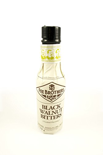 - Fee  Brothers Black Walnut Cocktail Bitters - 4 Ounce