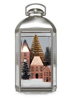 (Bath and Body Works Winter Lantern Scene Nightlight Wallflowers Fragrance Plug.)