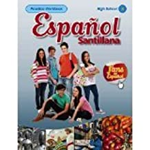 Santillana Espanol High School 3 Practice Workbook Teacher Edition