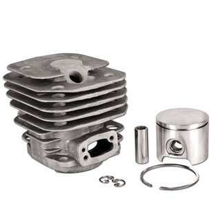 Meteor Piston & Cylinder Assembly (48Mm) For Husqvarna Model 61 Chainsaw by Meteor Piston