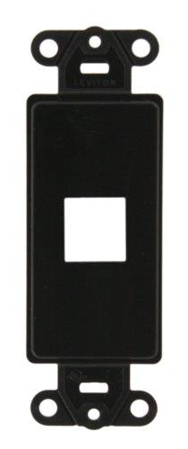 (Leviton 41638-E Decora Insert Kit, 6P6C,)
