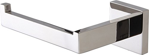 TURS SUS304 Stainless Steel Toilet Paper Roll Holder Paper Towel Dispenser Tissue Hanger Wall Mounted,Polished Finish