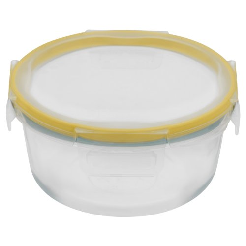 Snapware Glass Medium Round Container - 4 Cup