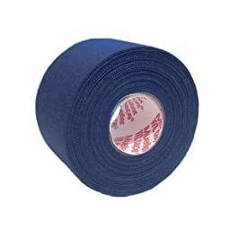 M-Tape Colored Athletic Tape - Navy, 6 Rolls