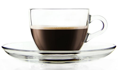 expresso clear cups - 7