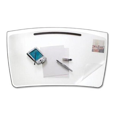 55 Mm Thickness Overall (CEP Desk Mat - 16.5amp;quot; Length x 25amp;quot; Width x 55mm Thickness Overall - Polystyrene - Black)