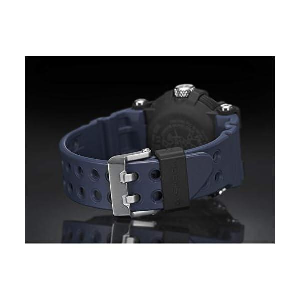 Casio G-Shock Frogman 2020 - Reloj analógico de cuarzo resistente a los golpes con Bluetooth, recepción de señal de… 7