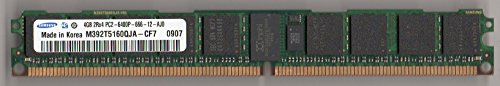(SAMSUNG M392T5160QJA-CF7 PC2-6400P DDR2 800 4GB ECC REG 2RX4 VLP (FOR SERVER ONLY))