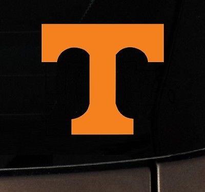 Volunteers University of Tennessee Vols Vinyl Decal for Car Window, Laptop, Wall