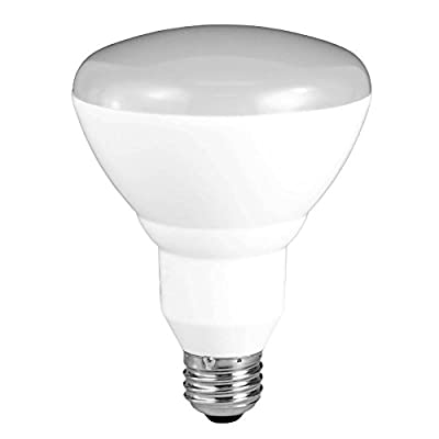 SYLVANIA Ultra 15-Watt (85W Equivalent) 2,700K BR40 Medium Base (E-26) Soft White Dimmable Indoor LED Flood Light Bulb ENERGY STAR