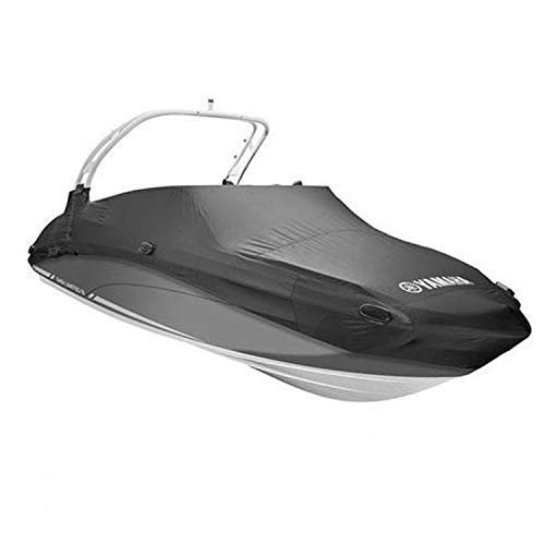 Yamaha Marine New OEM Black Boat Cover 212X 212L TDS Mooring, - 212 Cover