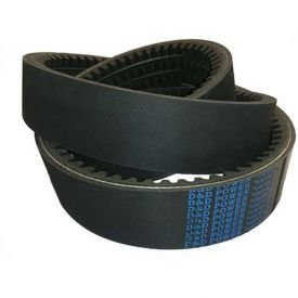 D/&D PowerDrive 22XC2540J4 Metric Standard Replacement Belt Rubber