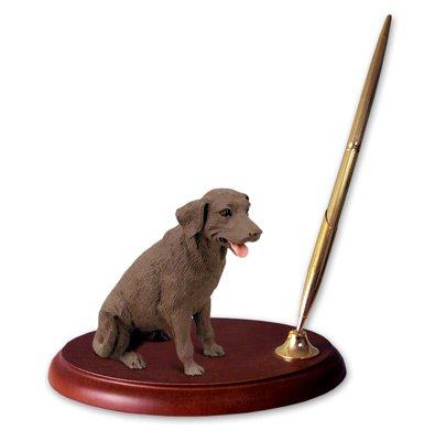Labrador Retreiver Dog Desk Set - - Set Desk Dog