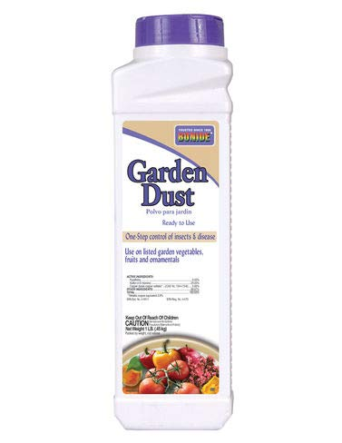 Bonide Chemical 932 119371 617407730968 Number-1 Garden Dust, 1 Pounds Lawngard