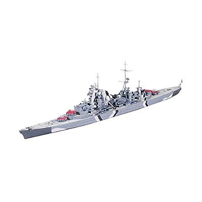 German Heavy Cruiser Prinz Eugen - 1:700 Ships - Tamiya: Toys & Games