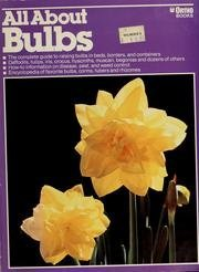 All About Bulbs by James K. McNair (1981-08-02)