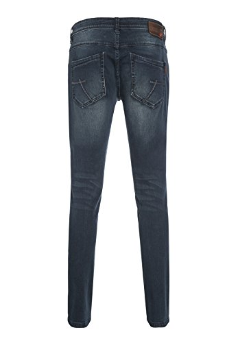 Midnight Costello Vaquero Blau Tight Hombre Blue para 3068 Wash Timezone Skinny 160q5w