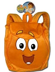 Go Diego Go Plush Rescue Pack Backpack