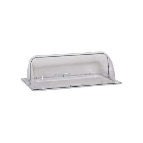 Cadco C-DPF2 Clear Roll Top Lid for PS-TBS Steam Pan Holder