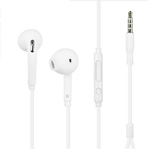3.5mm jack Headset Earphone Mic&Remote Volume Control for Sa